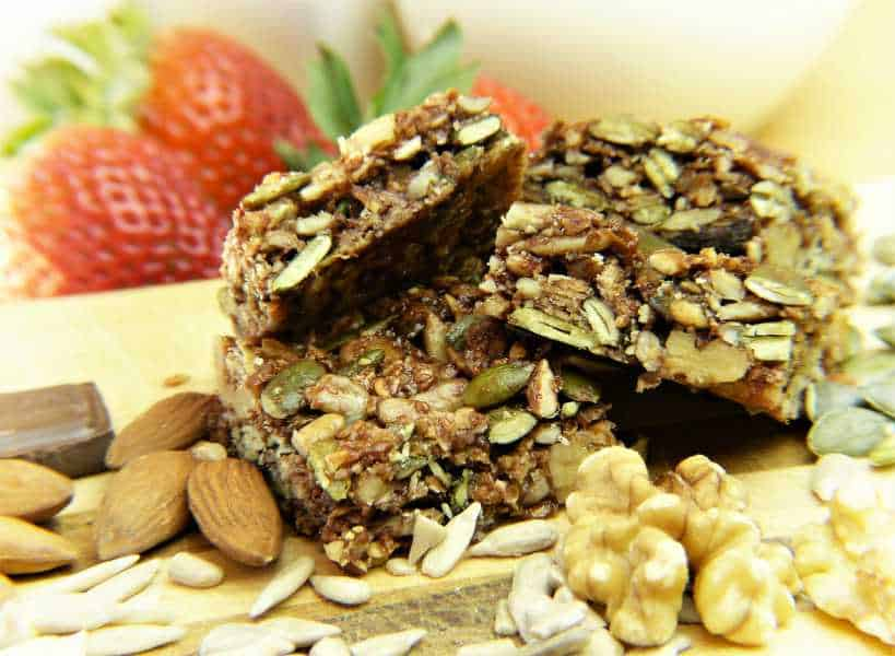 Delicious And Nutritious: Three Types Of Terra Bars
