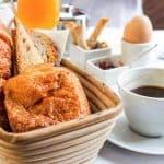 Coffee Shop Breakfast