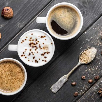 Coffee with Alkaloids